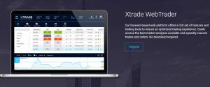 XTrade Web Trader