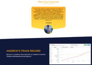 Stock Trading Mentor Box